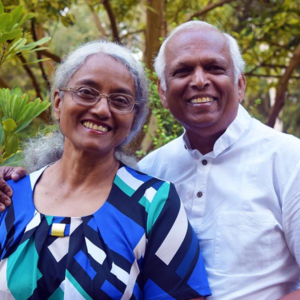Kumar & Dileeni Abraham
