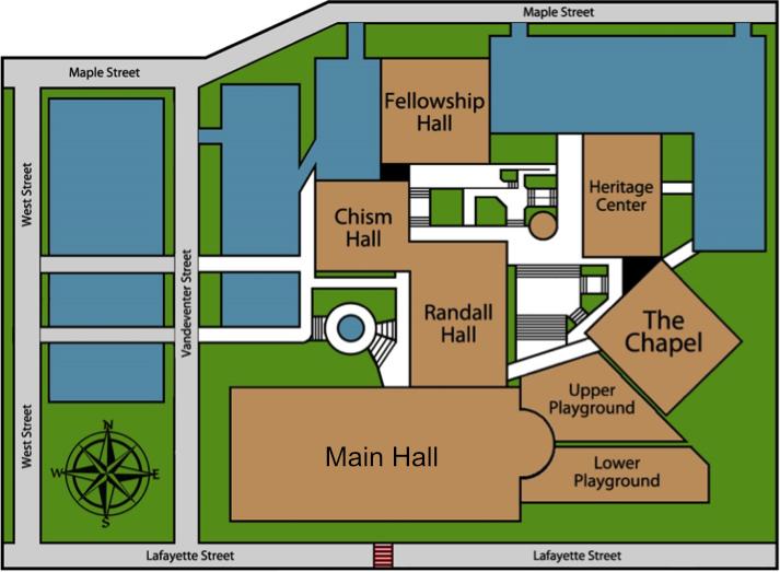 University Baptist Church New Here