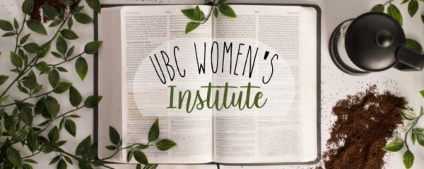 UBCWI: Walking With God in Work Image
