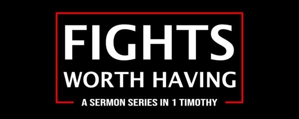 Brad Wheeler - For Honor - 1 Timothy 5:17-6:2a Image