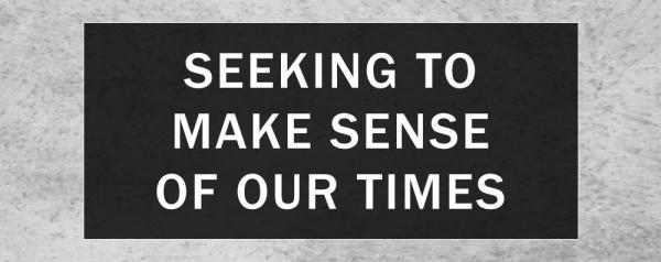 Brad Wheeler - Seeking To Make Sense Of Our Times Image