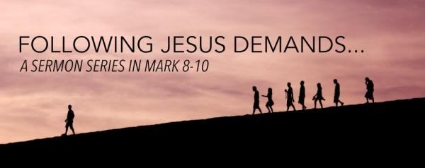 Brad Wheeler - Faith - Mark 10:46-52 Image