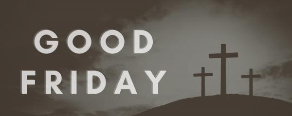 Trey Richardson - Good Friday Service -  Image