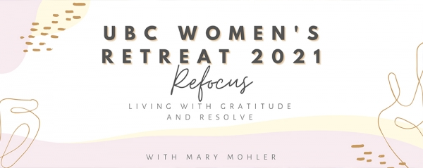 Mary Mohler - Women's Retreat - 1st Half Image