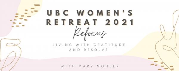 Mary Mohler - Women's Retreat - 2nd Half Image