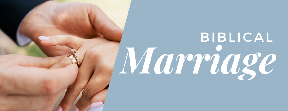 Equipping Class: Marriage